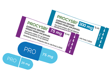 PROCYSBI Label